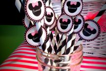 :Penelope's Pink Minnie Mouse party / by |Karla Hodge|