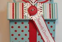 Gift Card Holders / by Petra van der Brugh