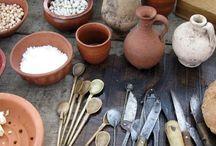 Roman food and stuff