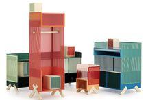 Muebles / by Cristina De Acuña