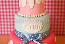 Birthday & cake ideas / by Carrie Martin-Goll