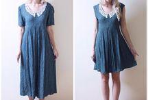 Vintage Dress Redesign