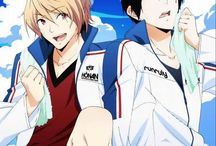 Anime ↬ Prince of stride