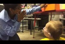 Aural Rehabilatation / Resources for Aural Rehabilitation for the treatment of speech disorders in children - a combination of services that help children and their families cope with a child's hearing loss. / by Linda V
