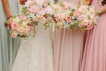 Bouquet para madrinhas