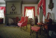Federal Decor / by Sherry Potter