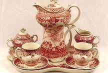 Cup &Saucer &Teapot Sets