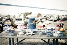 Cakes, Desserts and Catering / by Simply Sweet Weddings & Events