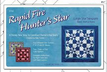 Quilting: Hunter Star