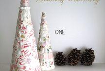   themes: holiday    / by Emmaline Bride   Handmade Wedding Blog