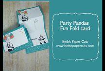 Stamp:Party Panda