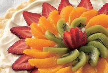 Apples, and Berries, and Oranges, oh my! / fruity recipes / by Kari Schultz Jermain