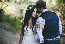 A wedding - bride facing