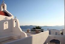 Chapels in Greece