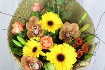 Bouquets / Beautiful fresh flower bouquets created by Florist Ilene