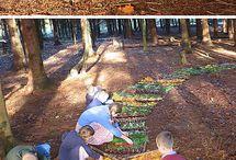nature art and activities