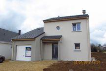 Chantier Liverdun 2 / Maison à étage RT 2012