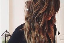 long hair styles / diverse long hair styles that will motivates you to keep away from hairdressers.