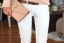 Biele džínsy