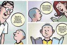 Bilingualism/Multilingualism / Articles, videos, cartoons on bilingualism