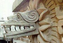 aztec en maya cultuur