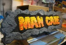 COOL CAVES (sky is the limit on makin' it ROCK)!!!!!! / by Mike & Melissa Baucum