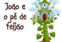 PE DE FEIJÃO