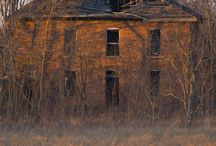Abandoned  / by B. Whitman