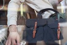 The Man Bag / by Reinaldo Irizarry
