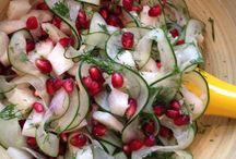 Xsmas salad