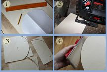 Crafts - Painting and Woodworking