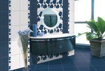 Bathroom Collections / Colecții Băi / Colectii Cesarom de faianta si gresie potrivite pentru ambientarea incaperilor de baie