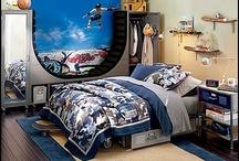 Skateboard værelse