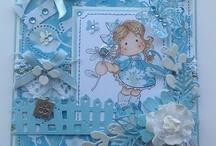 Magnolia Cards / by Brenda Scott