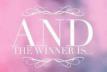 Winners! Winners! Winners!