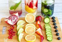 лимонады/фруктовая вода