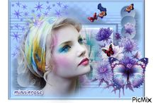 PAPILLONS- BUTTERFLY -