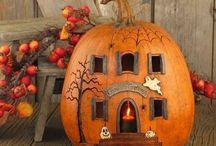 halloween otthon