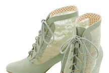 Foot love  / Trendy , interesting footwear to complete the personality..:)