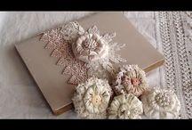 Textilní květiny