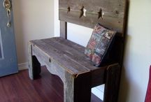 Recycled Wood Ideas