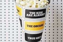 Party - Movie Night / Oscar