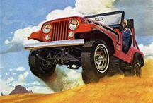Civilian (CJ) & Dispatcher (DJ) Jeeps