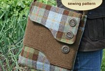 flanel craft bag