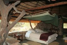 Stone Camp, Mkhaya Game Reserve / Mkhaya is a beautiful place to stay where you can really appreciate the solitude of the bush, potentially see black rhino and dine out under the stars.  2 nights is the ideal length to immerse yourself into the beauty of this reserve.