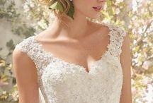 šaty spoločenské a svadobné