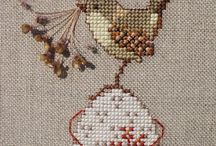 cross stitch easter