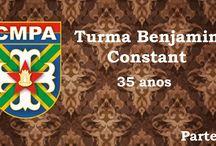 CMPA - 35 anos / Evento em comemoração aos 35 anos da turma Benjamin Constant do Colégio Militar de Porto Alegre (CMPA) realizado em 28 de novembro de 2015.