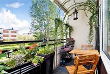 beautiful balconies (inspiraton)
