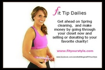 "Fit Tip / Today's emphasis on ""beauty"" so prevalent in the media makes women think they have to live up to unrealistic airbrushed images. Every woman wants to feel beautiful, and in a marketplace so caught up with looks, how is one to discern what's best for her? How can she discover authenticity versus a gimmick or fad? There are so many people calling themselves beauty, wellness, and confidence coaches, but Fit Your Style is unique among them all.  http://www.fityourstyle.com/about-jennifer.html"